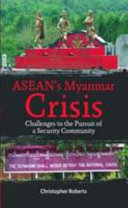 ASEAN's Myanmar Crisis [Pdf/ePub] eBook