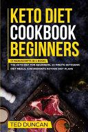 Keto Diet Cookbook Beginners