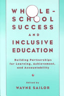 Whole school Success and Inclusive Education