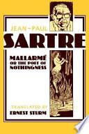 Jean-paul Sartre Books, Jean-paul Sartre poetry book