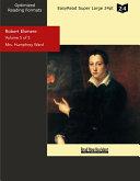 Robert Elsmere (Volume 5 of 5) (EasyRead Super Large 24pt Edition)