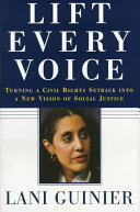 Lift Every Voice Book