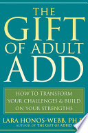 The Gift of Adult ADD Book