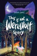 This Is Not a Werewolf Story Pdf/ePub eBook