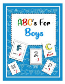 ABC s for Boys Book