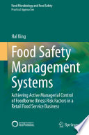 Food Safety Management Systems Book