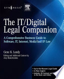 The IT / Digital Legal Companion