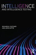 Intelligence and Intelligence Testing