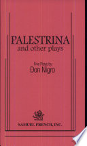 Palestrina and Other Plays