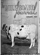 The Milk Board Journal