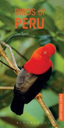 Pocket Photo Guide to the Birds of Peru