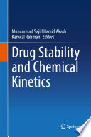 Drug Stability and Chemical Kinetics