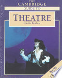 The Cambridge Guide to Theatre Book