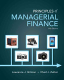 Principles of Managerial Finance with Myfinancelab Access Code