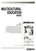 Multicultural Education 94 95