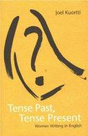 Tense Past  Tense Present Book