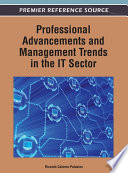 Professional Advancements And Management Trends In The It Sector