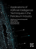 Applications of Artificial Intelligence Techniques in the Petroleum Industry Pdf/ePub eBook