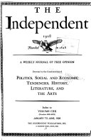 The Independent Book