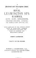 Pdf A Pictorial and Descriptive Guide to Royal Leamington Spa, Warwick, Guy's Cliff, Kenilworth, Stratford-upon-Avon, Coventry, the George Eliot Country, Etc