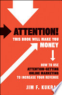 Attention This Book Will Make You Money Book