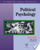 """Political Psychology: Key Readings"" by John T. Jost, Jim Sidanius"