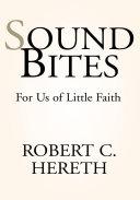 Sound Bites of Faith