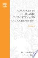 Advances in Inorganic Chemistry and Radiochemistry Book