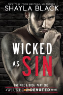 Pdf Wicked as Sin (One-Mile & Brea, Part One) Telecharger