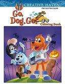 Go Dog Go Coloring Book