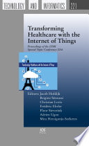 Transforming Healthcare With The Internet Of Things