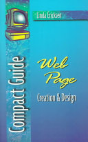Compact Guide to Web Page Creation and Design