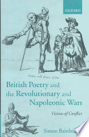 British Poetry and the Revolutionary and Napoleonic Wars