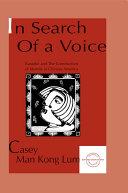 in Search of A Voice Pdf/ePub eBook
