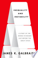 Inequality And Instability Book PDF