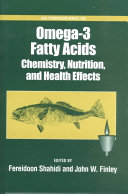 Omega 3 Fatty Acids Book PDF