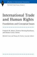 International Trade and Human Rights