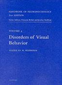 Handbook of Neuropsychology  Volume 4