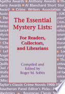 The Essential Mystery Lists