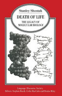 Death of Life Book