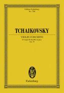 Violin Concerto D Major [Pdf/ePub] eBook