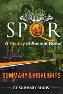 Spqr Book