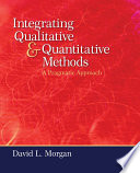 Integrating Qualitative and Quantitative Methods