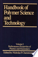 Handbook of Polymer Science and Technology Book