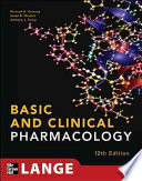 Basic and Clinical Pharmacology 12/E