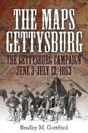 Maps of Gettysburg