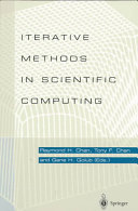 Iterative Methods In Scientific Computing And Their Applications Book PDF