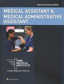 Pima Medical Institute Medical Assistant & Medical Administrative Assistant +Pima Medical Institute Medical Assistant & Medical Administrative Assistant Study Guide + Lippincott Williams & Wikins' Medical Assisting Exam Review + Lippincott Pocket Drug Gui