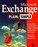 Microsoft Exchange Plain and Simple