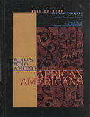 Who s Who Among African Americans